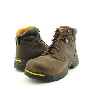Carolina Mens WP SR Safety Leather Boot Shoes