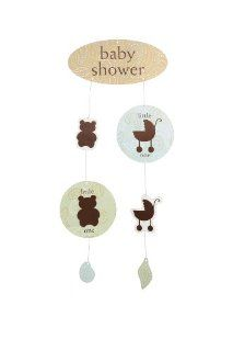 Wilton Eco Occasions Silhouette Baby Mobile: Kitchen & Dining