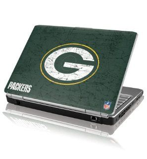 NFL  Green Bay Packers Distressed  Skinit Skin for Dell Inspiron 15R / N5010, M501R: Computers & Accessories
