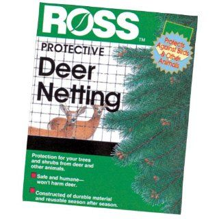 Dewitt DDF7100 Deer Fence Netting, 100 Feet Length : Garden Netting : Patio, Lawn & Garden