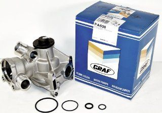 Mercedes Benz Graf Water Pump Automotive