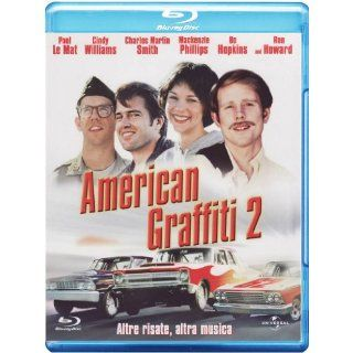 More American Graffiti [VHS]: Candy Clark, Bo Hopkins, Ron Howard, Paul Le Mat, Mackenzie Phillips, Charles Martin Smith, Cindy Williams, Anna Bjorn, Richard Bradford, John Brent, Country Joe McDonald, Barry Melton, Robert Hogins, Robert Flurie, Peter Albi