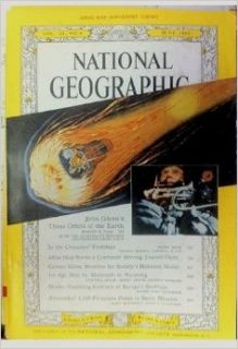 National Geographic Magazine: Vol.121, No.6, June 1962: National Geographic: Books