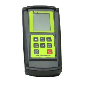 TPI 712A740 Combustion Efficiency Analyzer with Infrared Printer, Rechargeable Ni MH Batteries, Backlit LCD Display, 14 to 122 Degree F: Industrial & Scientific