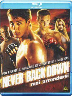 Never Back Down Djimon Hounsou, Amber Heard, Sean Faris, Leslie Hope, Jeff Wadlow Movies & TV