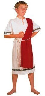 Julius Caesar Roman Childs Fancy Dress Costume M 134cms Toys & Games
