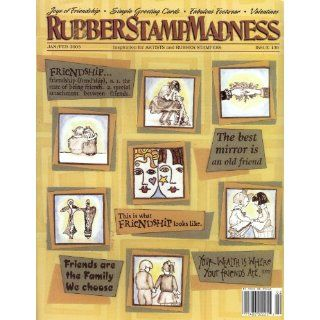 RubberStampMadness (Jan/Feb 2005, Issue 139): Roberta Sperling: Books
