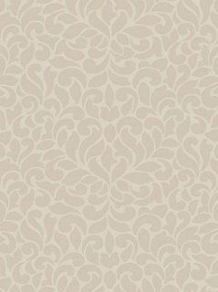 Jewel Box Lotus Wallpaper Color: Bronze Pearl Metallic /Beige