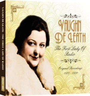 Vaughn De Leath Original Recordings 1925 29 Import Edition by De Leath, Vaughn (2012) Audio CD: Music
