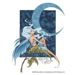 Sticker   Fairies/Fantasy   Amy Brown/Artist   Moonwatcher Automotive