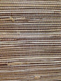 Chestnut Grasscloth Wallpaper
