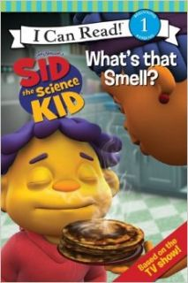 Sid the Science Kid: What's that Smell? (I Can Read Book 1): Jennifer Frantz: 9780061852596: Books
