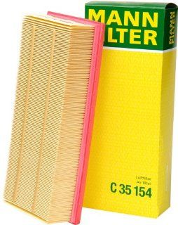Mann Filter C 35 154 Air Filter: Automotive
