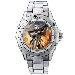 EPSP156 Storm Trooper Star Wars Stainless Steel Wrist Watch: EPSP: Watches