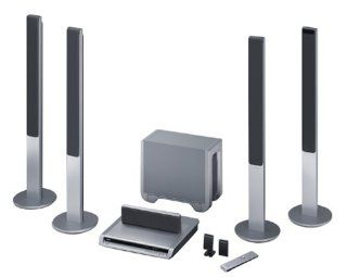 Sony DAV FR10W 5 Disc DVD/SACD Dream System with Wireless Surround Speakers (Discontinued by Manufacturer) Electronics