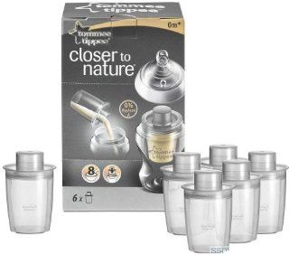 Tommee Tippee Closer to Nature Baby Milk Powder Dispensers 6 Pack Brand New Best Gift to New Born High Quality Product Fast Shipping : Other Products : Everything Else