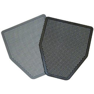 CMC 167 2 Kleen Urinal Mat, Black (Case of 6): Industrial & Scientific