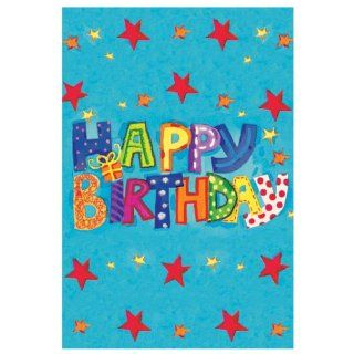 Jillson Roberts Recycled Gift Enclosure Cards, Birthday Wish, 12 Count (EC168) : Greeting Cards : Office Products