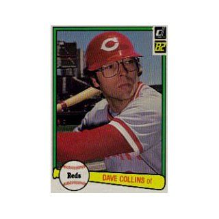 1982 Donruss #169 Dave Collins: Sports Collectibles