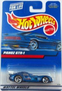 Hot Wheels Panoz GTR 1 #169 Year 2000 Toys & Games