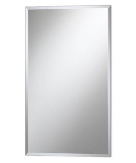Broan Nutone Premier Expressions Meridian Collection Recessed Electrical Medicine Cabinet   15W x 25H in.   Medicine Cabinets
