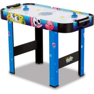 Sportcraft 40 in. Sponge Bob Turbo Hockey Game   Air Hockey Tables