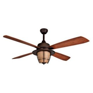 Ellington E MR56ESP4C1 Morrow Bay 56 in. Outdoor Ceiling Fan   Espresso   Outdoor Ceiling Fans