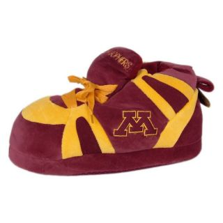 Comfy Feet NCAA Sneaker Boot Slippers   Minnesota Golden Gophers   Mens Slippers