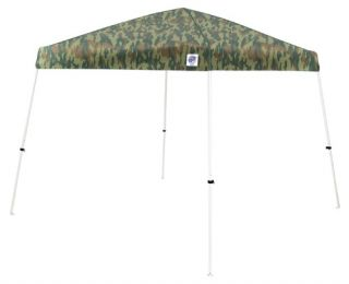 E Z UP® 12 x 12 Slant Leg Vista™ Pop Up Canopy   Camo   Canopies
