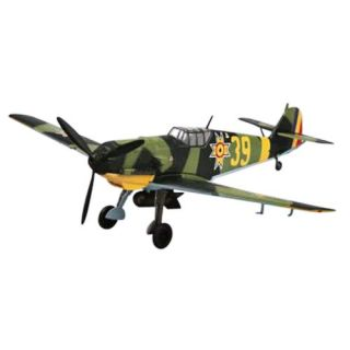 Easy Model BF109E Romanian Air Force E 3 Model Airplane   Military Airplanes