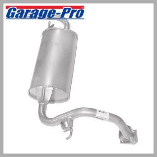 1987 2003 Toyota Camry Muffler   Garage Pro, 30 in., Direct fit, Clamp on
