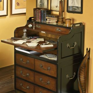 Secretaire Grand Hotel   Black   Writing Desks
