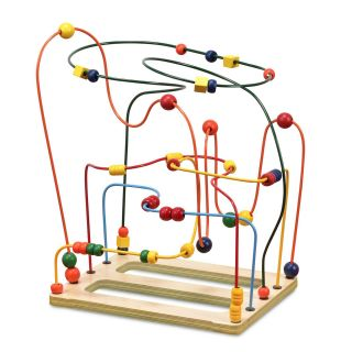 Anatex Classic 5 Wire Bead Maze   Activity Tables