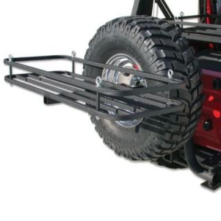 Olympic 4X4 Products Spare Tire Mount Sierra Rack