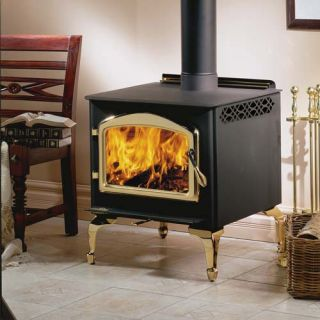 Napoleon Small Wood Stove with Legs   Wood Stoves