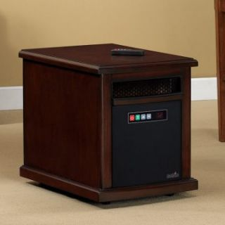 Duraflame Colby Infrared Quartz Heater   Cherry   Portable Heaters