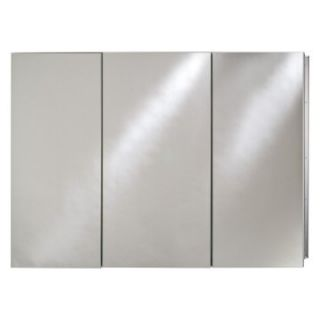 Afina Broadway Surface Mount Triple Door Medicine Cabinet   48W x 4D x 30H in.   Medicine Cabinets