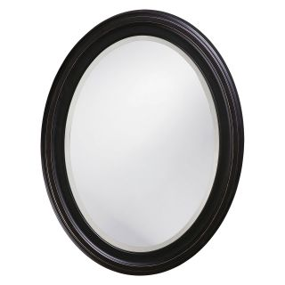 George Wall Mirror   Bronze   25W x 33H in.   Wall Mirrors