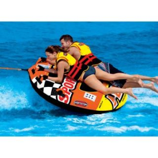 SportsStuff Stunt Flyer Towable Tube   Ski Tubes