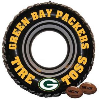 Green Bay Packers Tire Toss Game