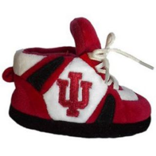 Comfy Feet NCAA Baby Slippers   Indiana Hoosiers   Kids Slippers