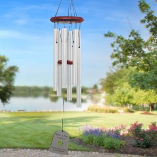 Chimes of Your Life Personalized Wedding Bell Wind Chime   Wind Chimes