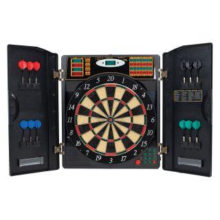Bullshooter by Arachnid E Bristle 1000 Electronic Dart Board   Bristle Dart Boards