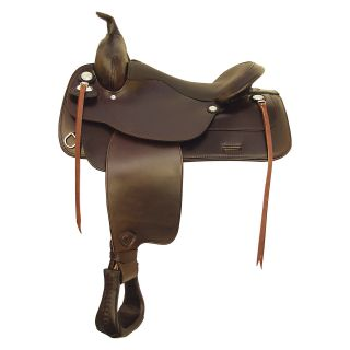 Tex Tan Waverly Flex Trail Saddle   Western Saddles and Tack