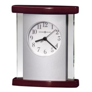 Howard Miller Hyatt Desktop Clock   Desktop Clocks
