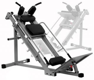 XMark Commercial Leg Press Hack Squat   Single Station Gyms