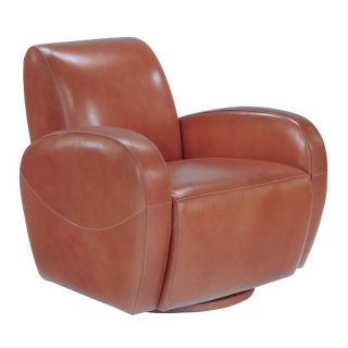 Lazar Blink Swivel Chair   Ford Brandy   Accent Chairs