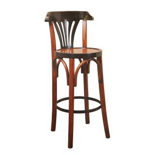 Authentic Models Grand Hotel Bar Stool DeLuxe   Bar Stools