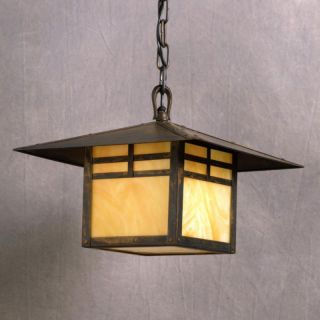 Kichler La Mesa Outdoor Pendant Light   10H in. Canyon View   Outdoor Hanging Lights