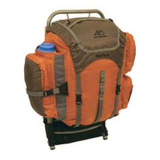 Alps Mountaineering Red Rock 2050 cu in. External Pack   Rust   Backpacks and Duffle Bags